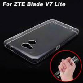 ZTE Blade V7 Lite silikoonkaitse läbipaistev
