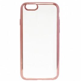 Apple Iphone 6 / 6s Fancy silikoonkaitse Roosa äärega
