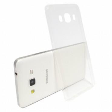 Samsung J510 Galaxy J5 (2016) silikoonkaitse õhuke läbipaistev