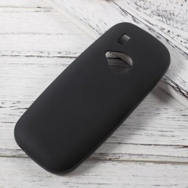 Nokia 3310 (2017) silikoonkaitse Ultra Slim õhuke must