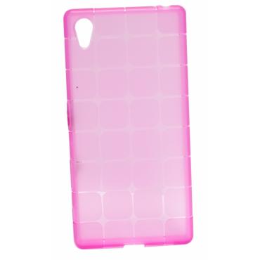 Samsung G530 / G531 Galaxy Grand Prime silikoonkaitse ruudud roosa