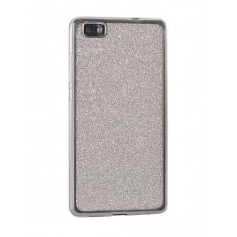 Apple Iphone 7 / 8 silikoonkaitse Glitter silver