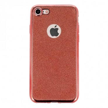Huawei Mate10 Lite silikoonkaitse Glitter roosakas kuldne