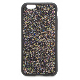 Apple Iphone 6 / 6s silikoonkaitse Briko Shine must