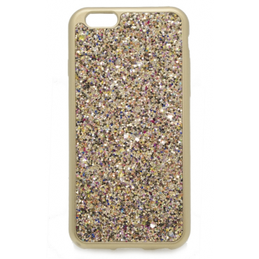 Apple Iphone 7 / 8 silikoonkaitse Briko Shine kuldne