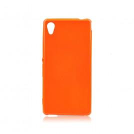 Huawei Y6 / Honor 4A silikoonkaitse õhuke oranz