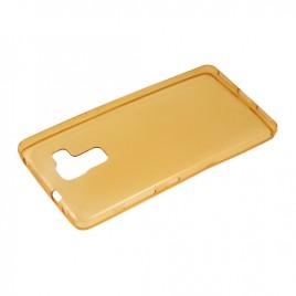 Samsung S6 Edge / G925 silikoonkaitse õhuke kuldne