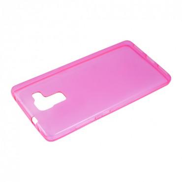 Huawei P8 Lite silikoonkaitse õhuke roosa