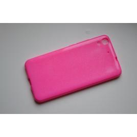 Huawei Y6 / Honor 4A silikoonkaitse õhuke roosa