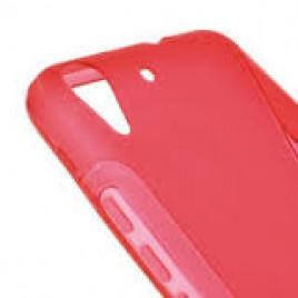 Huawei Y6 / Honor 4A silikoonkaitse punane