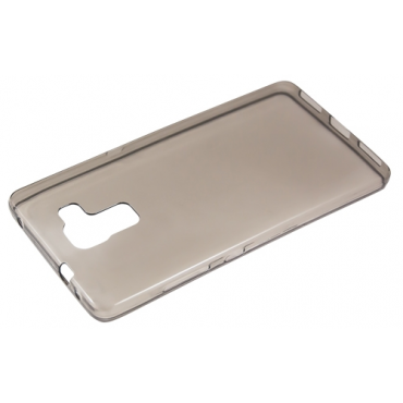 Samsung G935 Galaxy S7 Edge Fancy silikoonkaitse õhuke Must