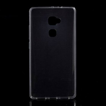 Microsoft / Nokia 650 Lumia silikoonkaitse õhuke läbipaistev