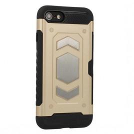 Apple Iphone X / Xs Armor Magnet kõvakaitse kuldne
