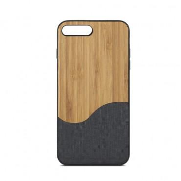 Apple Iphone 6 Plus / 6s Plus Beeyo hübriidkaitse Wave Wood