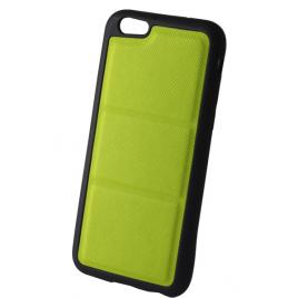 Samsung G530 / G531 Galaxy Grand Prime Silikoon / Nahk Hübriidkorpus roheline