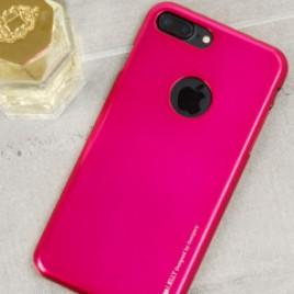 Apple Iphone 6 / 6s silikoonkaitse Vennus õhuke erkroosa