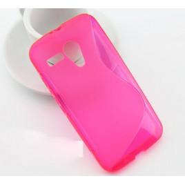 Motorola Moto G XT1028 silikoonkaitse roosa
