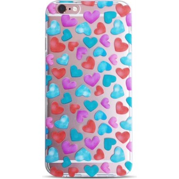 Apple Iphone 7 / 8 Trendy Heart silikoonkaitse