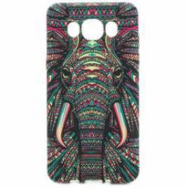 Huawei P9 Lite silikoonkaitse helendav elevant