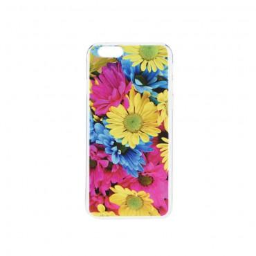 Samsung S6 / G920 silikoonkaitse Flower Mix