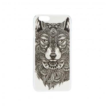 Samsung S7 / G930 silikoonkaitse Wolf