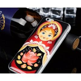 Apple Iphone 6 / 6s silikoonkaitse Matrioshka