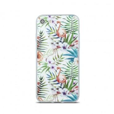 Samsung S6 / G920 Trendy Flamingo silikoonkaitse
