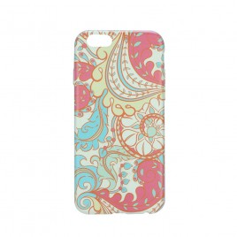 Apple Iphone 5 / 5s / SE silikoonkaitse Flower Bomb