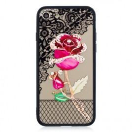 Apple Iphone XR silikoonkaitse Rose