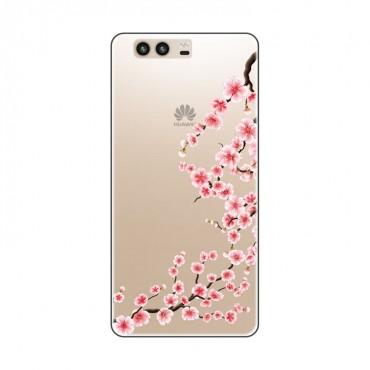 Samsung S8 / G950 silikoonkaitse õhuke läbipaistev Blossom