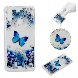 Samsung A6 (2018) / A600 silikoonkaitse Butterfly