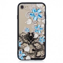 Apple Iphone XR silikoonkaitse Flowers