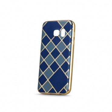 Apple Iphone 5 / 5s / SE Plating Geometric silikoonkaitse