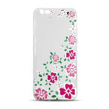Samsung S8 / G950 Trendy Flower silikoonkaitse