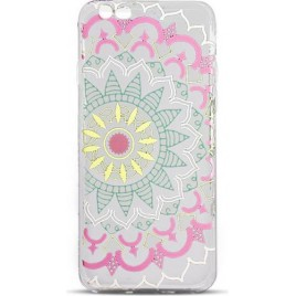 Apple Iphone 5 / 5S / SE Trendy Mandala silikoonkaitse