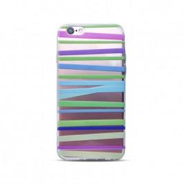 Huawei P9 Lite Trendy Stripes silikoonkaitse