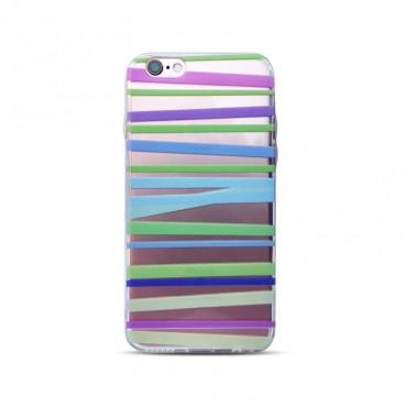 Samsung A3 (2017) / A320 Trendy Stripes silikoonkaitse