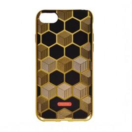 Apple Iphone 7 / 8 Remax silikoonkaitse Gold Bee