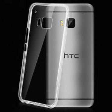 HTC One M9 silikoonkaitse õhuke läbipaistev