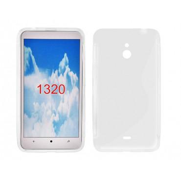 Microsoft /  Nokia Lumia 930 Silikoonümbris läbipaistev