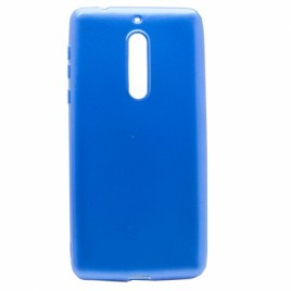 Nokia 6 silikoonkaitse Shine sinine