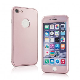 Apple Iphone 5 / 5s / SE silikoonkaitse 360 Matt Pink