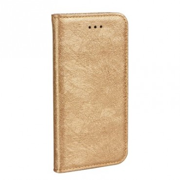 Samsung Note 8 / N950 Smart Shine Book kaitsekott kuldne