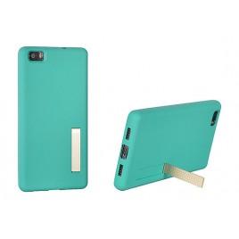 Apple Iphone 6 / 6s Stand Matt silikoonkaitse roheline