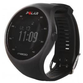 Polar M200 GPS-Spordikell-aktiivsusmonitor must