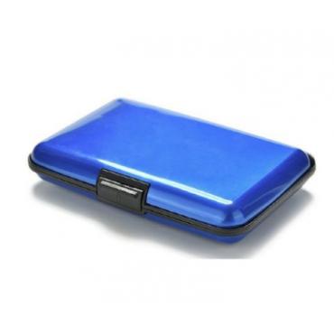Krediitkaarditasku 6 kaardile sinine