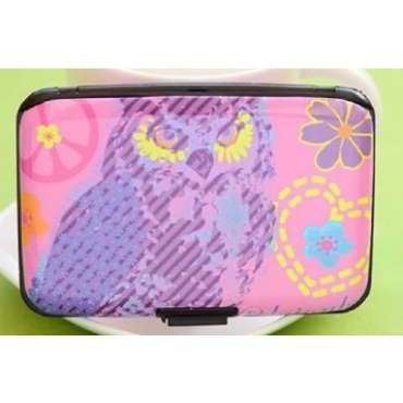 Krediitkaarditasku 6 kaardile Owl1