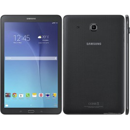 """Uus Samsung T560 Galaxy Tab E 8gb, 9,7"""", Wifi, must - Tellimisel 4-8 päeva !"""