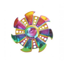 Shuriken Metallic spinner