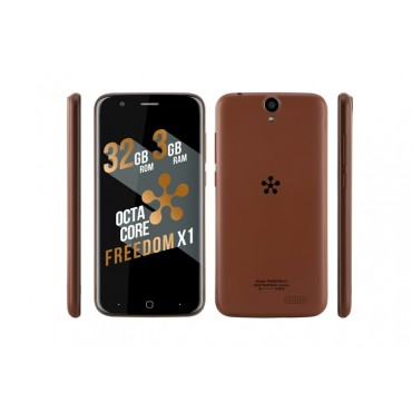 Uus Just5 Freedom X1 32gb pruun